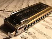 Harmonica Lessonsat your home or at our KINGSTON Music School