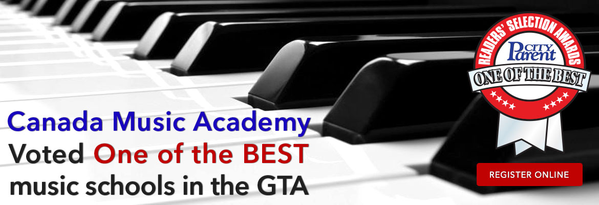 Best Music School in the GTA