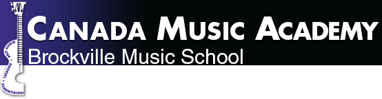 Canada Music Academy Brockville Music School